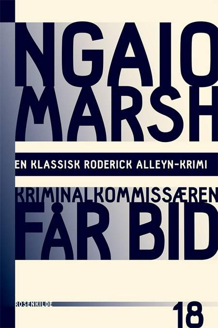 Kriminalkommissæren får bid af Ngaio Marsh
