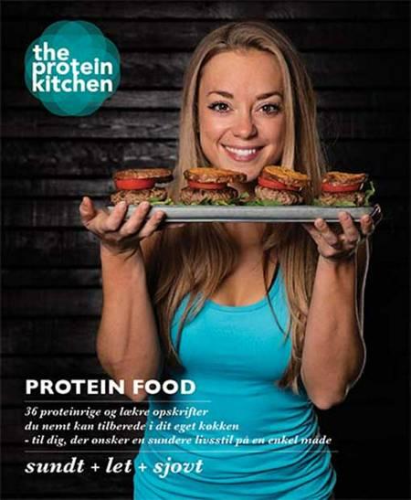 Protein food af Cecilie Lind