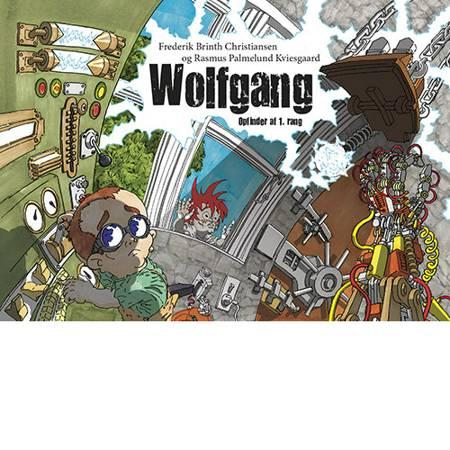 Wolfgang - opfinder af 1. rang af Frederik Brinth Christiansen