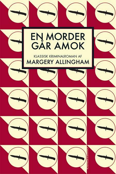 En morder går amok af Margery Allingham
