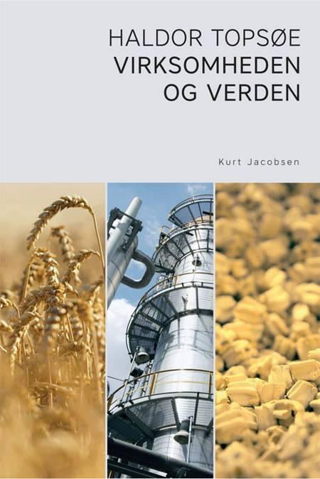 Haldor Topsøe af Kurt Jacobsen