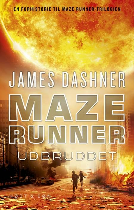 Maze runner - udbruddet af James Dashner
