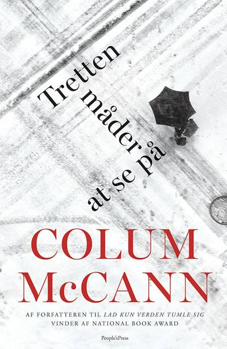 Tretten måder at se på af Colum McCann