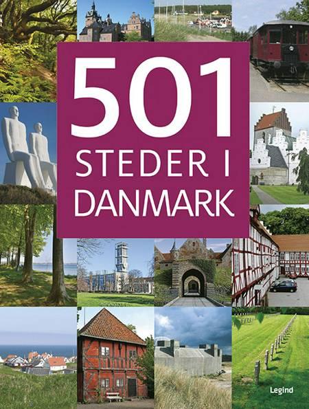 501 steder i Danmark af Jørgen Hansen