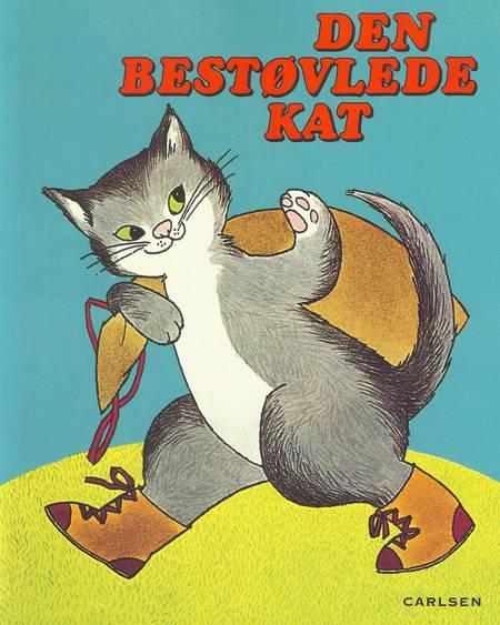 Den bestøvlede kat af Charles Perrault og Brdr. Grimm