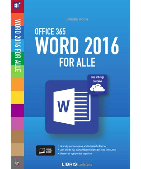 Word 2016 for alle af Jørgen Koch