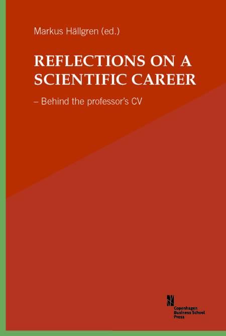 Reflections on a scientific career af Markus Hällgren