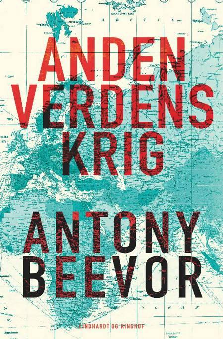 Anden Verdenskrig af Antony Beevor