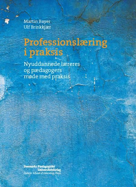 Professionslæring i praksis af Brinkkjær Ulf, Martin Bayer og Ulf Brinkkjær