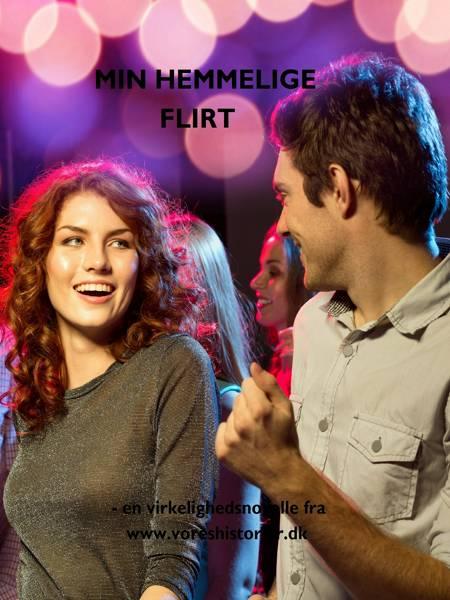 Min hemmelige flirt af Vibeke C. Larsen