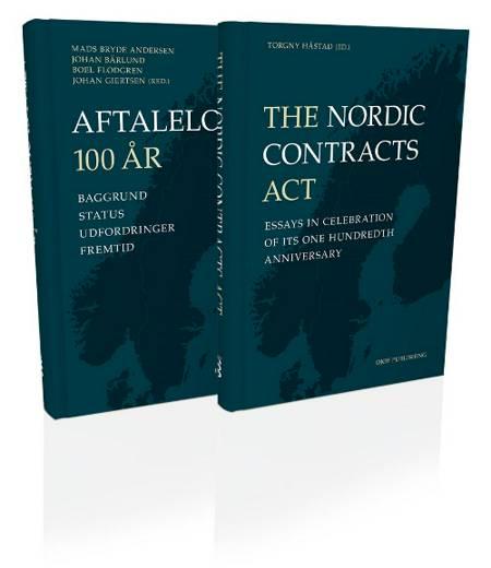Aftaleloven 100 år af Mads Bryde Andersen, Mads, Bryde Andernsen, Bryde Andersen, Bärlund og Håstad m.fl.