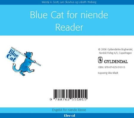 Blue cat for 9. klasse - Elev CD af Wendy A. Scott