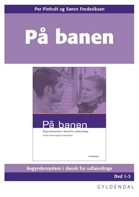 På banen 1-3 af Per Pinholt og Søren Nørregård Frederiksen