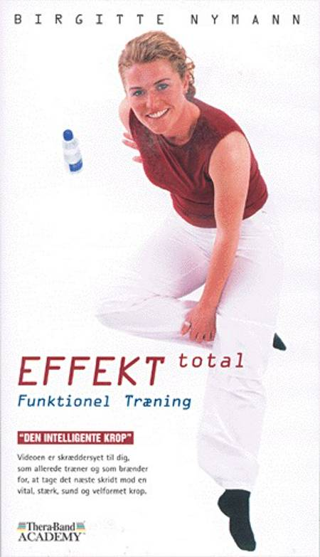 Effekt total af Birgitte Nymann
