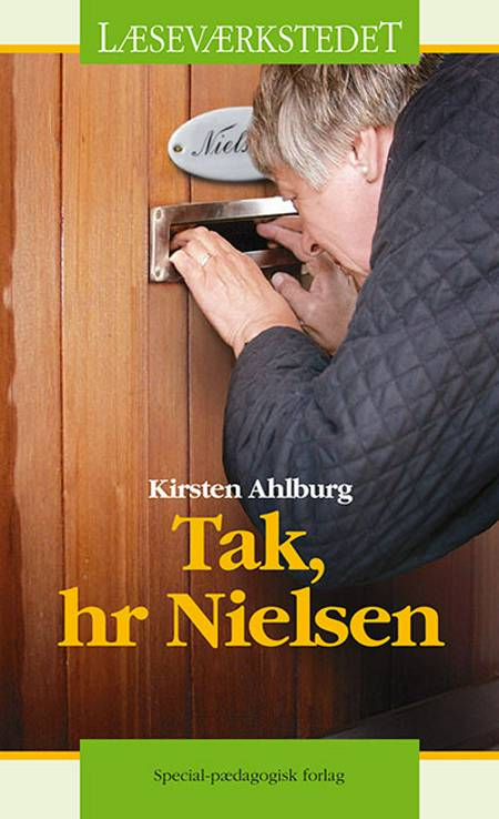 Tak, hr. Nielsen af Kirsten Ahlburg