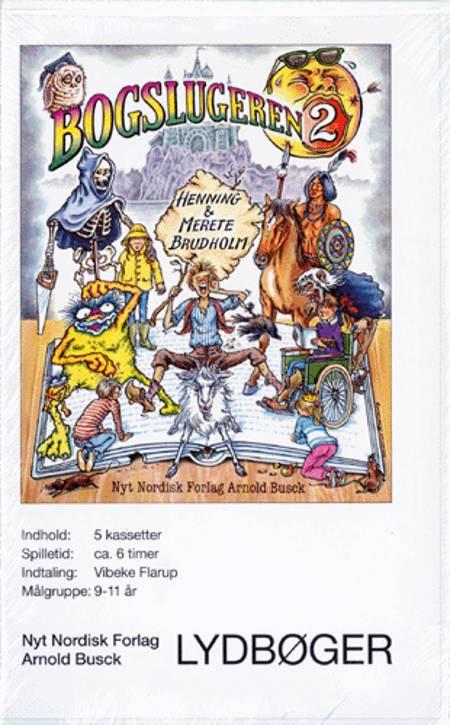 Bogslugeren 2 - læsebog af Henning Brudholm og Merete Brudholm