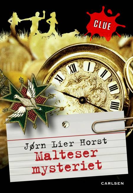 Maltesermysteriet af Jørn Lier Horst