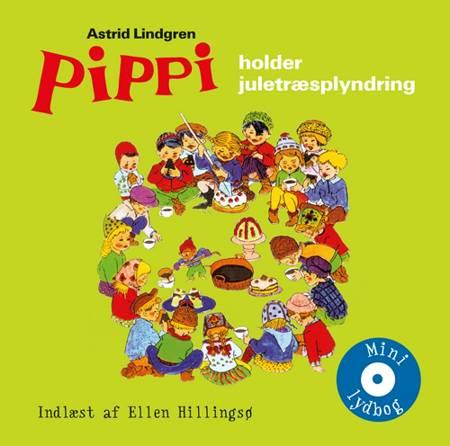 Pippi Langstrømpe holder juletræsplyndring af Astrid Lindgren