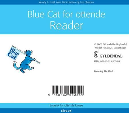 Blue Cat for 8. - Elev CD af Wendy A. Scott