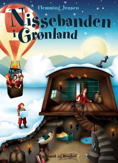 Nissebanden i Grønland af Flemming Jensen