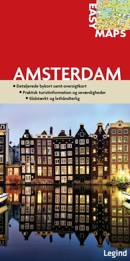 Easy Maps, Amsterdam af S og Legind A
