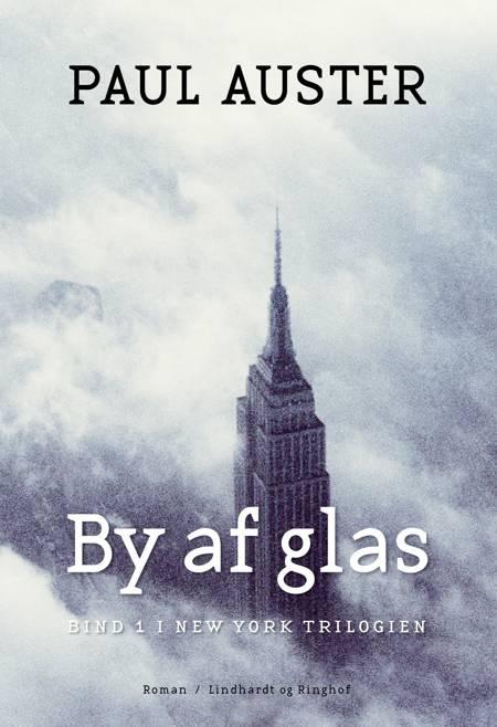 By af glas (graphic novel) af Paul Auster, David Mazzucchelli og Paul Karasik