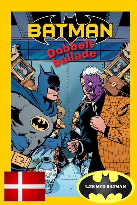 BATMAN og DOBBELT BALLADE af Bob Kane