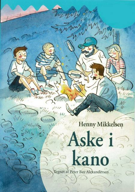 Aske i kano af Henny Mikkelsen