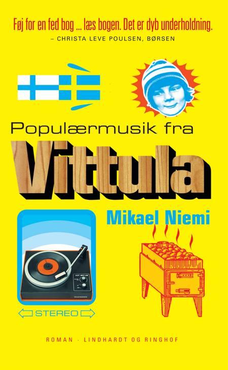 Populærmusik fra Vittula af Mikael Niemi