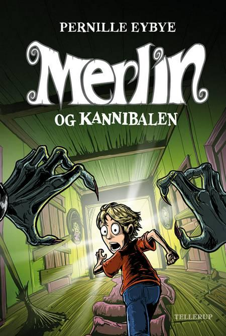 Merlin og kannibalen af Pernille Eybye