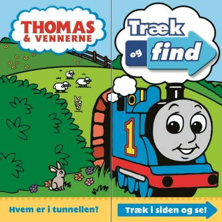 Thomas & vennerne af W. Awdry
