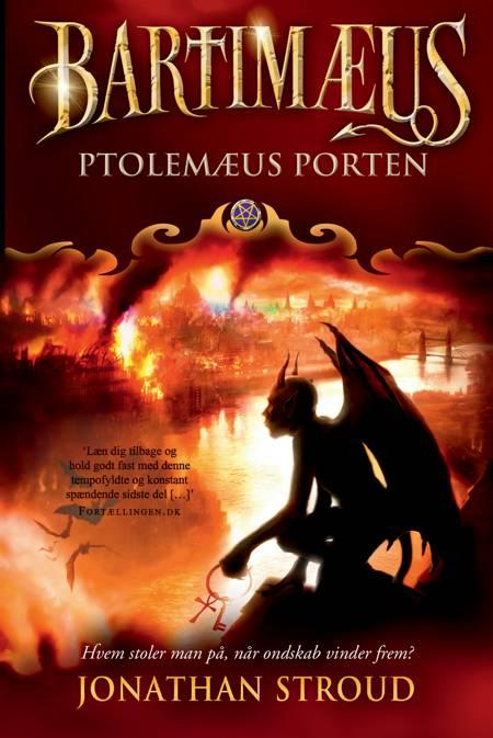 Ptolemæus porten af Jonathan Stroud