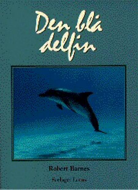 Den blå delfin af Robert Barnes