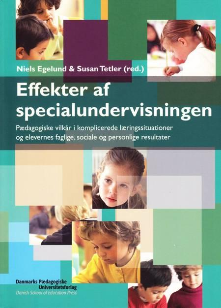 Effekter af specialundervisningen af Niels Egelund