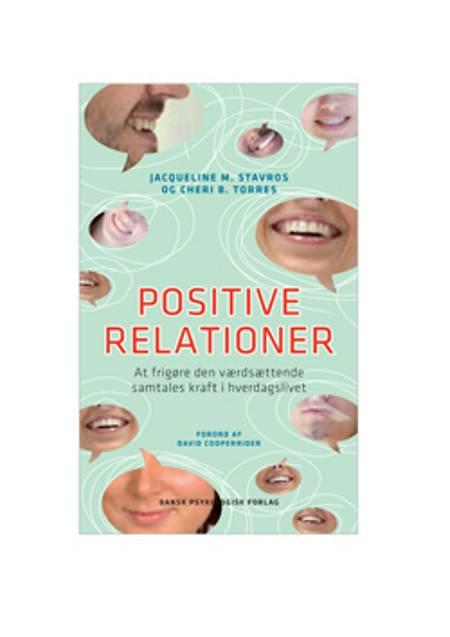 Positive relationer af Cheri B. Torres og Jacqueline M. Stavros