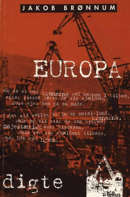 Europadigte af Jakob Brønnum