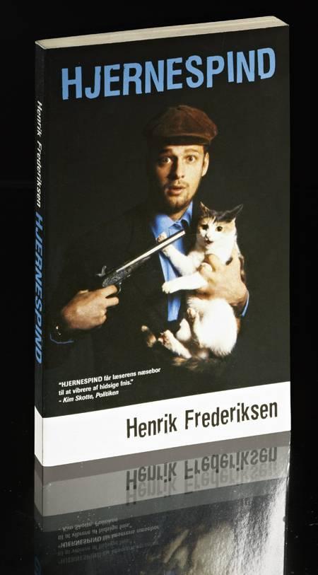 Hjernespind af Henrik Frederiksen