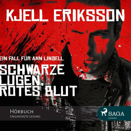 Schwarze Lügen, rotes Blut af Kjell Eriksson