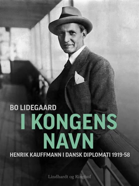 I kongens navn af Bo Lidegaard
