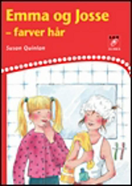 Emma og Josse - farver hår af Susan Quinlan