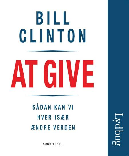 At give af Bill Clinton