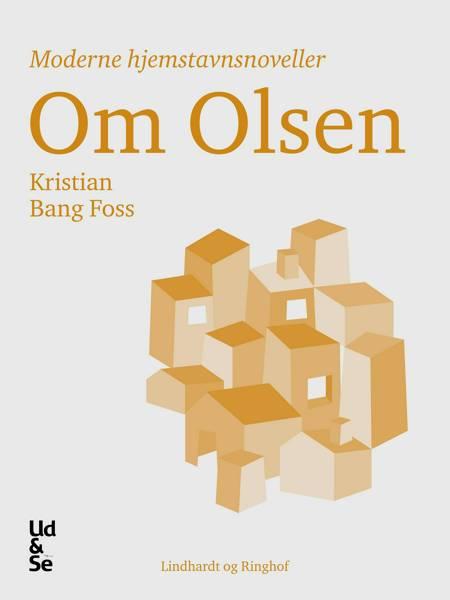 Om Olsen af Kristian Bang Foss