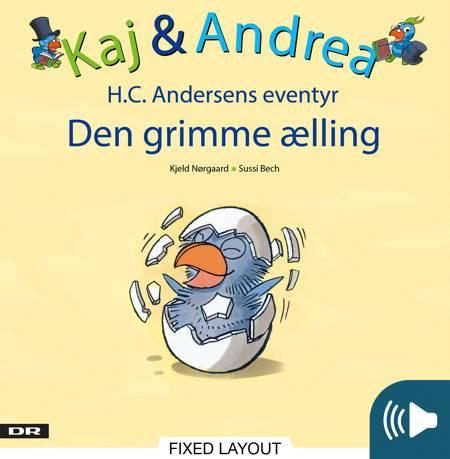Kaj & Andrea - Den grimme ælling af Kjeld Nørgaard