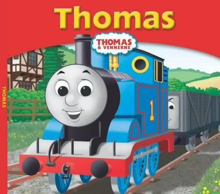 Thomas tog og vennerne af W. Awdry