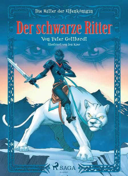 Die Ritter der Elfenkönigin 5 - Der schwarze Ritter af Peter Gotthardt