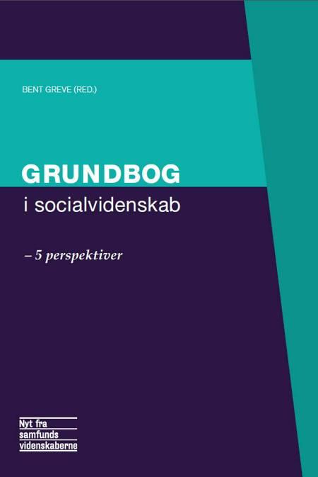 Grundbog i socialvidenskab af Bent Greve