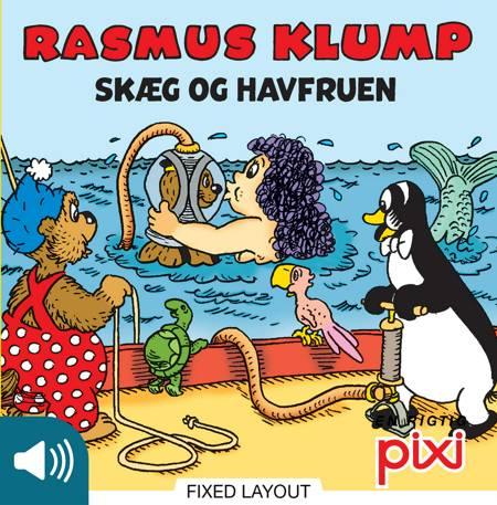 Rasmus Klump - Skæg og havfruen af Per Sanderhage