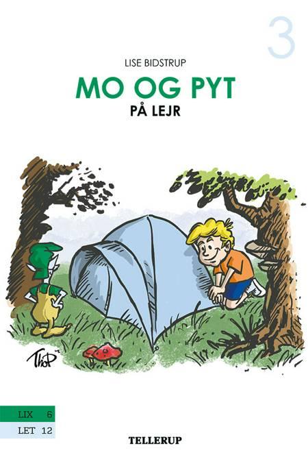 Mo og Pyt på lejr af Lise Bidstrup