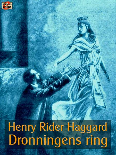 Dronningens ring af Henry Rider Haggard