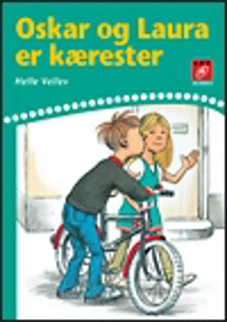 Oskar og Laura er kærester af Helle Vellev